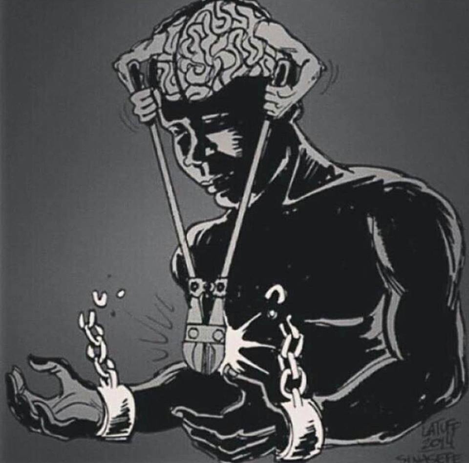 This image has an empty alt attribute; its file name is slavery-chains-1.jpg